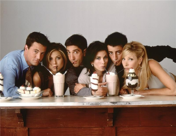Friends about-friends